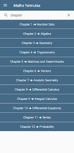 Math Physics Pro – All formulas For Android 2