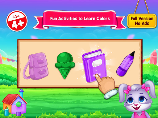 Colors & Shapes - Kids Learn Color and Shape 1.2.9 Screenshots 1