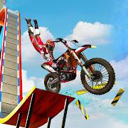 Real Bike Stunt Games 202 - Bike Racing Free Games