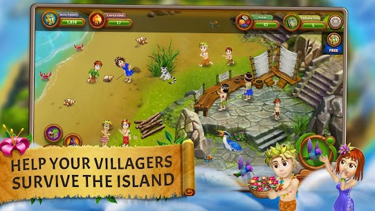 Virtual Villagers Origins 2 3