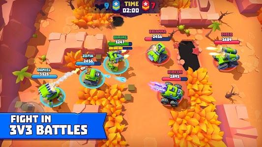 Tanks A Lot! - Realtime Multiplayer Battle Arena 3.10 (Mod)