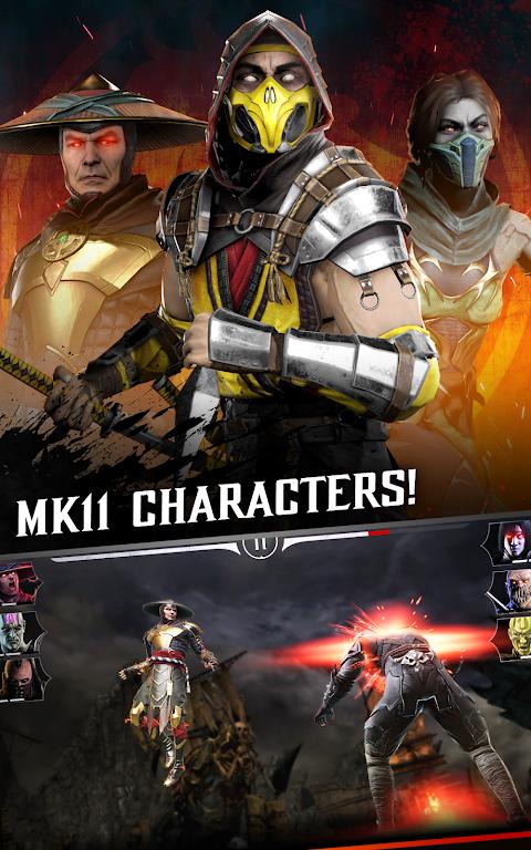 MORTAL KOMBAT: The Ultimate Fighting Game!  poster 10