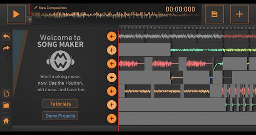 Song Maker - Free Music Mixer  Screenshots 1