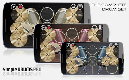 Simple Drums Pro - The Complete Drum Set 1.3.2 Screenshots 14