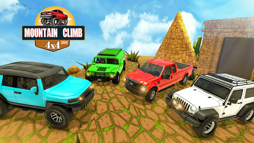 Mountain Climb 4x4 Drive 2.0 Screenshots 6