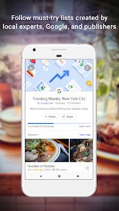 Google Maps – Navigate & Explore 4