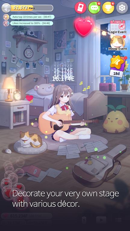 Guitar Girl poster 4