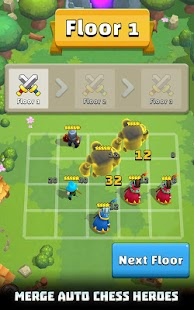 Pocket Legion: Roguelike Battle Screenshot