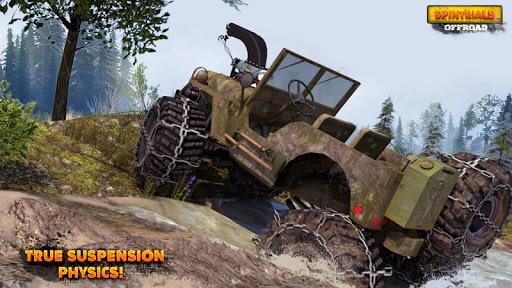 Spintrials Offroad Car Driving & Racing Games 2021 8.3 screenshots 5