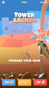 Tower Archer MOD APK 1.0.12 (Unlimited Currency) 6