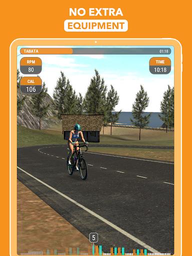 CycleGo - Indoor Cycling Workouts 3.4.1 Screenshots 11