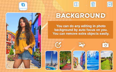 Photo Background changer & Remove BG 4