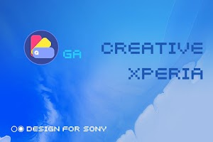P XPERIA Theme™ | Design For SONY