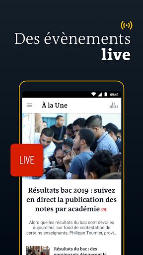 Le Monde | Actualitu00e9s en direct 8.16.8 Screenshots 6