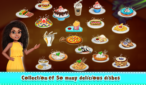 My Rising Chef Star Live Virtual Restaurant  screenshots 13