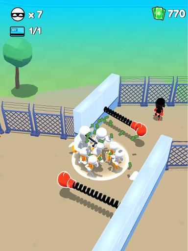 Prison Escape 3D - Stickman Prison Break android2mod screenshots 12