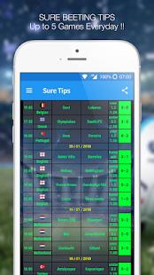 Betting TIPS VIP : DAILY PREDICTION 9.9.18 Screenshots 3