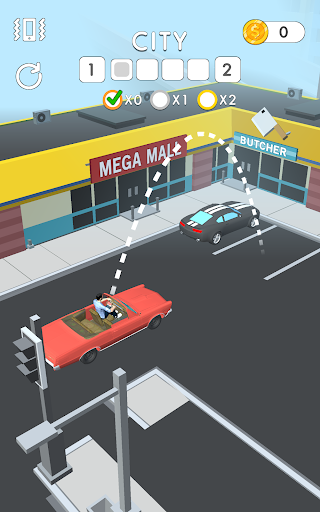 Car Flip: Parking Heroes screenshots 17