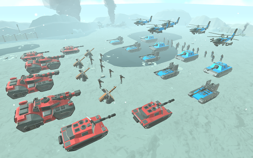 Army Battle Simulator apktram screenshots 14
