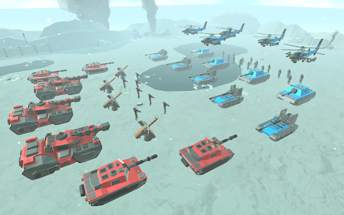 Army Battle Simulator Screenshot
