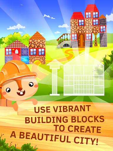Building Construction Puzzle. Put bricks by plan. 1.0.40 screenshots 1