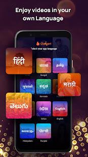 Chingari - Original Indian Short Video App 3.0.1 Screenshots 4