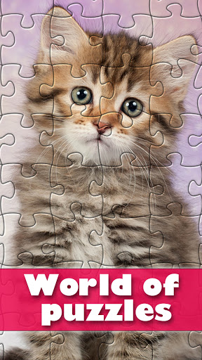 World of Puzzles - best free jigsaw puzzle games 1.19 screenshots 1