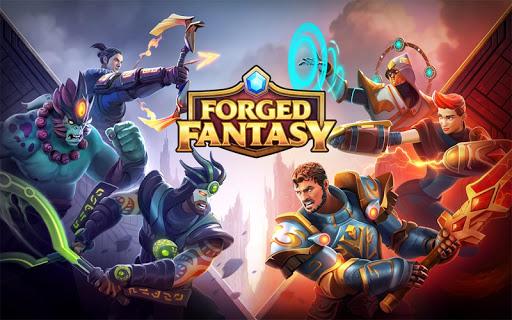 Forged Fantasy  screenshots 15