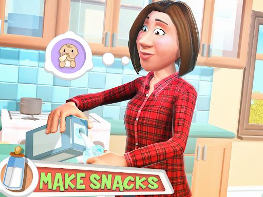 Virtual Mother Game: Family Mom Simulator  screenshots 8