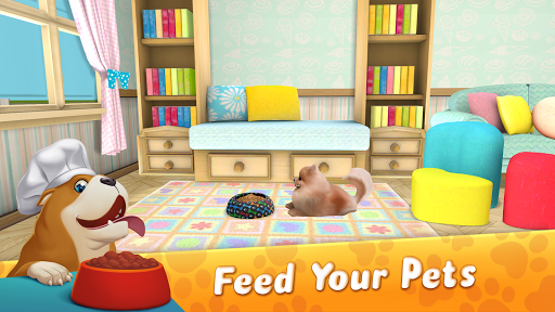 Dog Town: Pet Shop Game, Care & Play with Dog screenshots 12