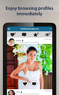 DominicanCupid - Dominican Dating App