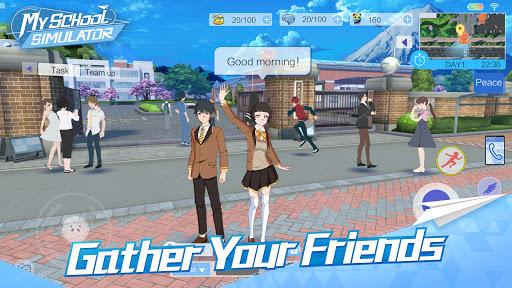 My School Simulator  screenshots 2