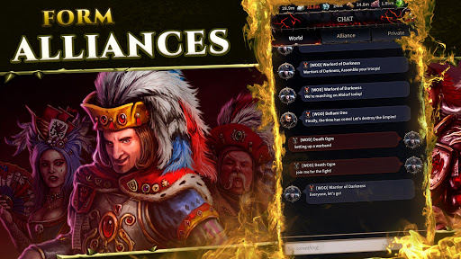 Warhammer: Chaos & Conquest - Real Time Strategy 1.20.89 screenshots 1