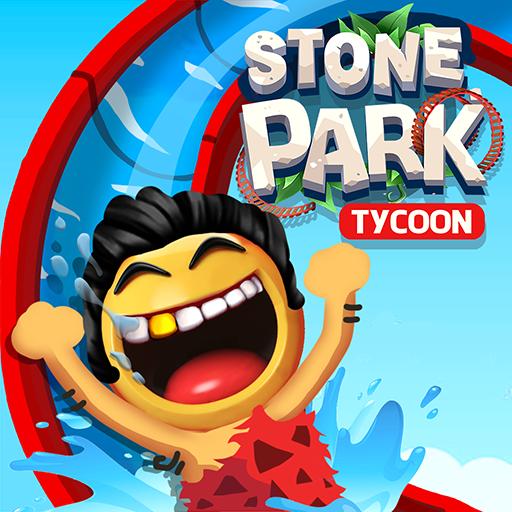 Stone Park: Prehistoric Tycoon - Idle Game