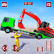 Grand Truck Transport Heavy Excavator Games