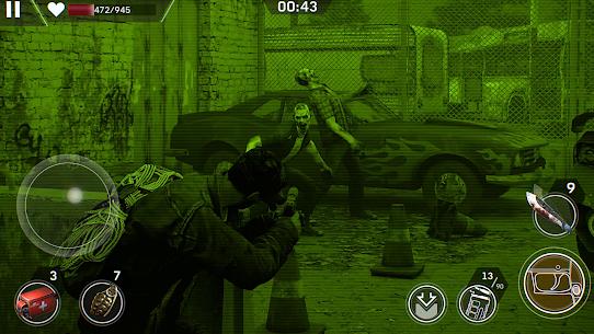 Left to Survive: Dead Zombie Shooter. Apocalypse (MOD APK, Instant Recharge/High Damage) v4.7.4 4