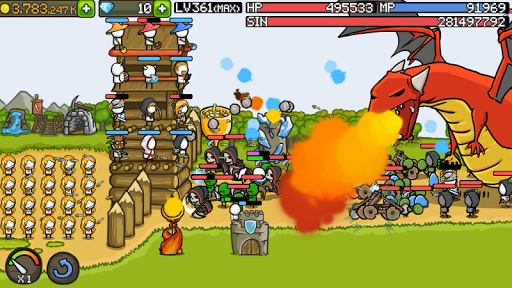 Grow Castle - Tower Defense 1.33.2 screenshots 3