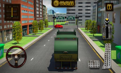 Garbage Dumper Truck Simulator 1.3 screenshots 2