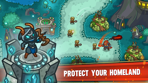 Tower Defense: Magic Quest modiapk screenshots 1