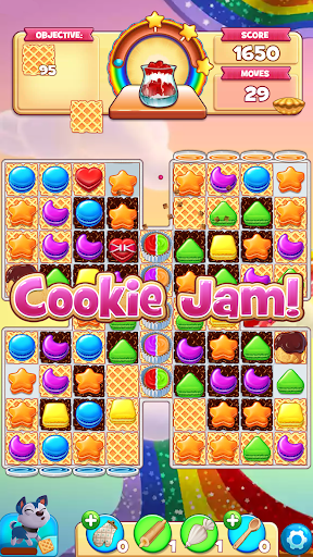 Cookie Jamu2122 Match 3 Games | Connect 3 or More apkslow screenshots 21