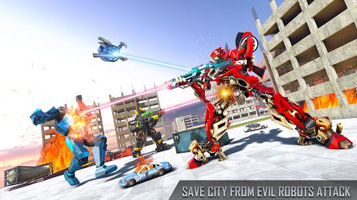 Anaconda Robot Car Games: Mega Robot Games 1.9 screenshots 8