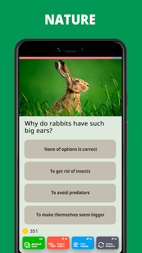 Free Trivia Game. Questions & Answers. QuizzLand.  screenshots 16