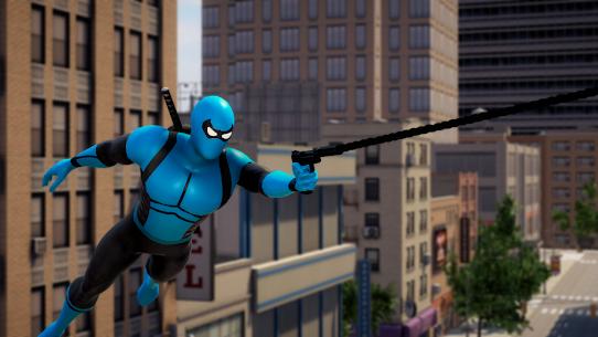 POWER SPIDER v3.1 MOD APK – Ultra Superhero Parody Game 3