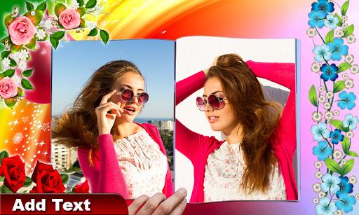 Foto do Photobook Photo Editor – Dual Frames Photo Collage