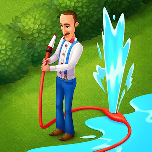 Gardenscapes (Mod Money) 5.6.0 mod