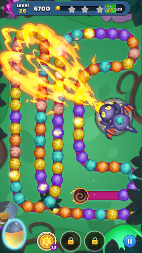 Dragon Marble Shooter screenshots 12