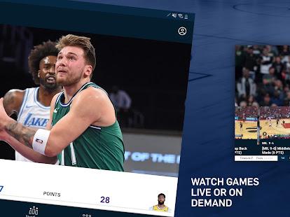 NBA: Live Games & Scores 11.0720 APK screenshots 8
