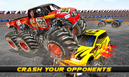 Derby Demolition Car Destruction Crash Racing 3D  Screenshots 2