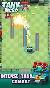 Tank Hero APK MOD HACK (Dinero Infinito) 5