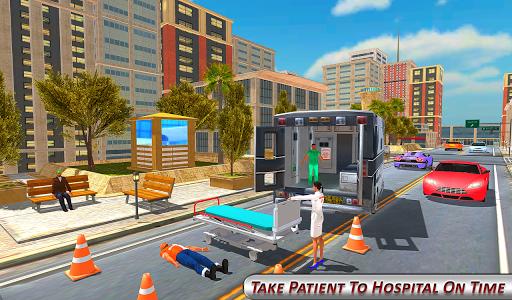 Ambulance Rescue Games 2020 1.15 screenshots 6